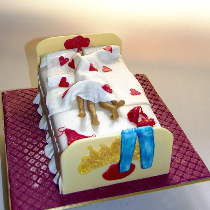 Тортики для близнкецов фото