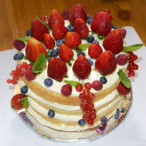 Просто торт
