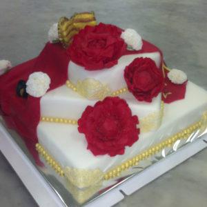 Свадебный в стиле 30 годов
