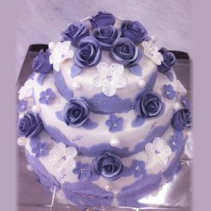 Свадебный фиолетовый
