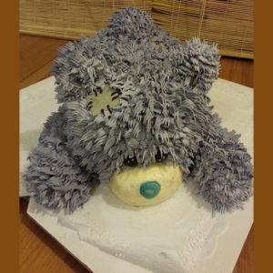 Торт Мишка для любимой
