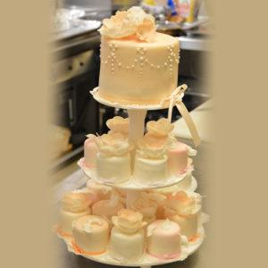 Торт Свадебный набор