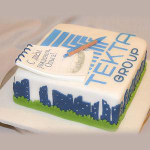 Торт для журналиста