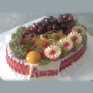 Торт для сотрудников