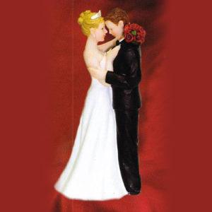 Фигурка свадебная Влюбленные