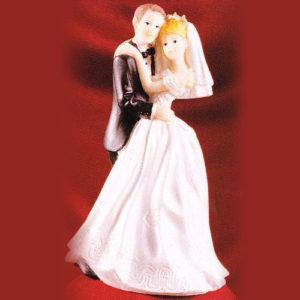 Фигурка свадебная Нежное обьятие