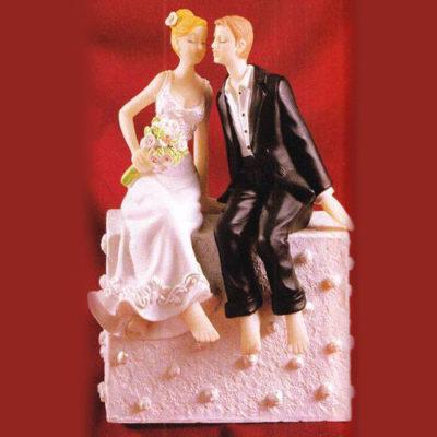 Фигурка свадебная BENCHE
