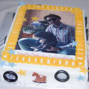 Фото - торт
