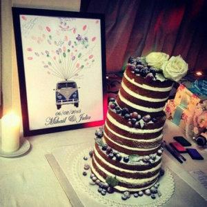 торт Модный